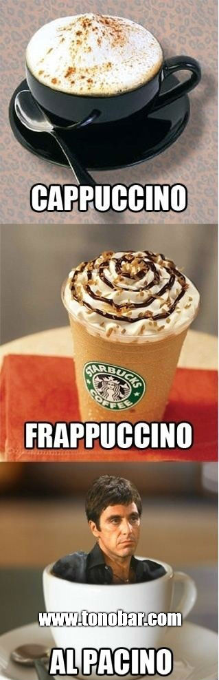 xcara starbucks mundo frappuccino cappuccino caferetia caf al pacito  blog  Conhea os derivados do caf tradicional que fazem sucesso das principais praas de alimentao do mundo
